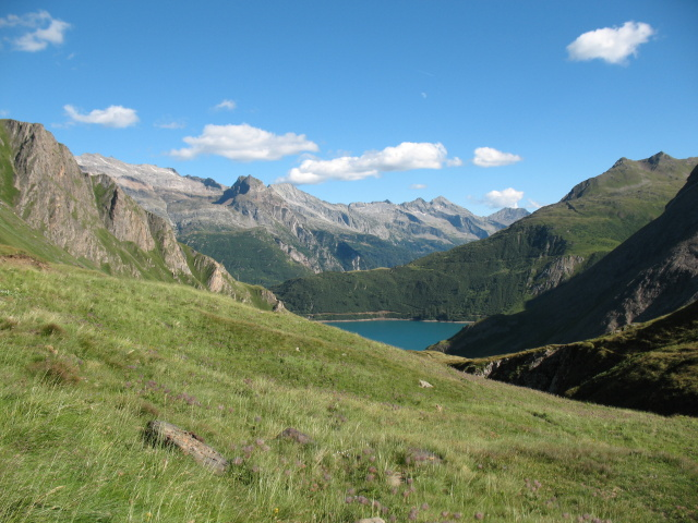 Lago di Morasco dalla Baettelmatt Alp