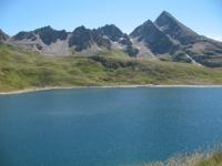 Lago del Toggia e punte del Kastelhorn