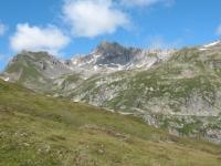 Rilievi della Val Bedretto