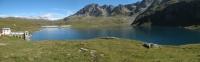 Panoramica del Lago Castel