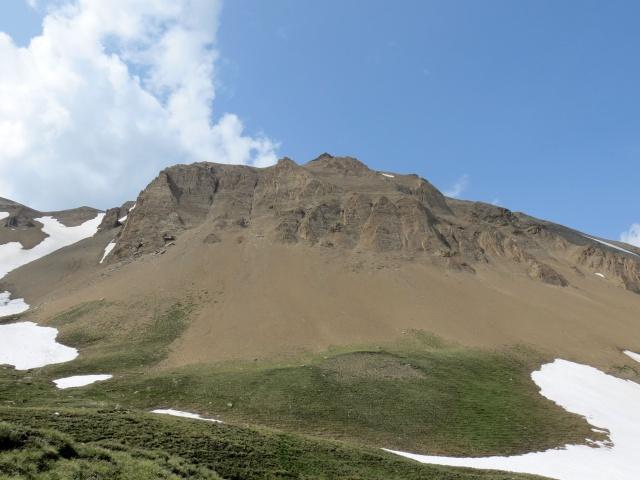 Saflischpass, panorama