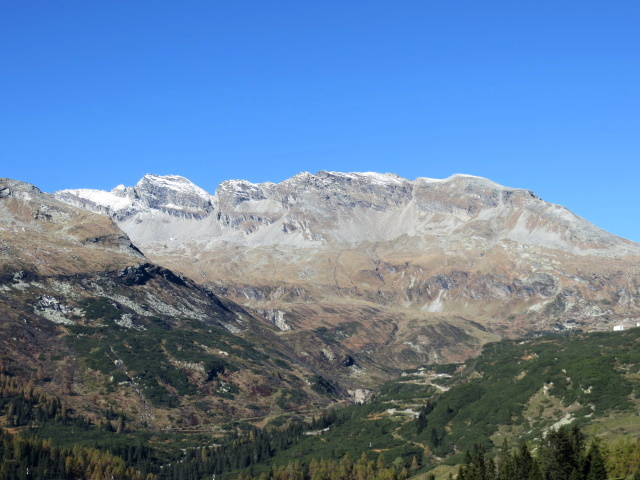 Panorama sul gruppo dello Zapporthborn (3.152)