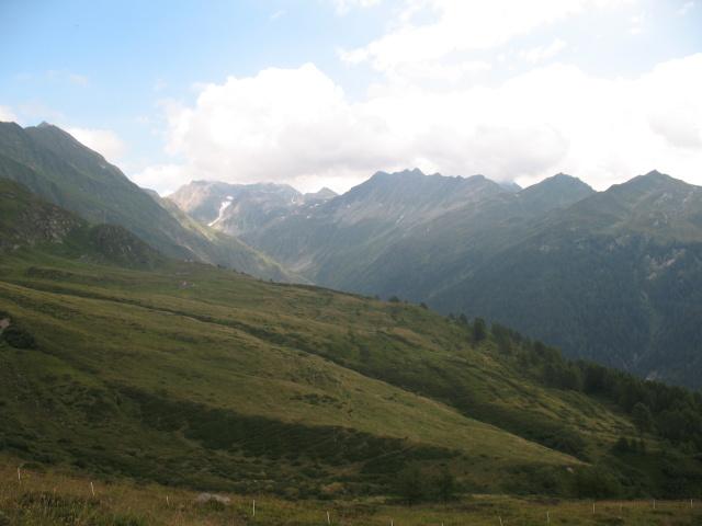 Rilievi della Val Leventina