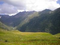 Alpe di Orello, discesa verso Airolo