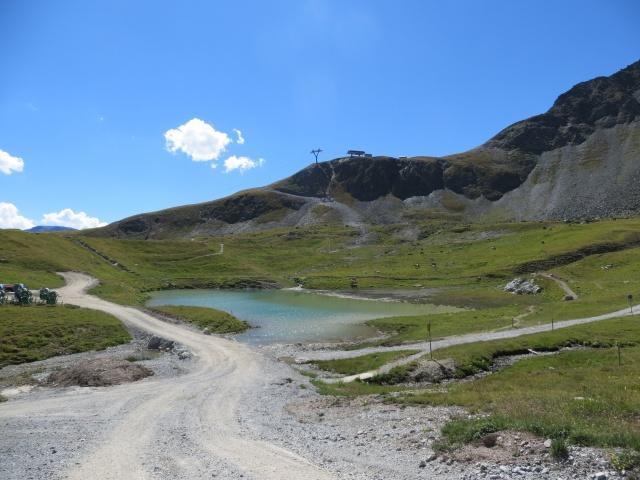 Lago d'Alv (2.533)