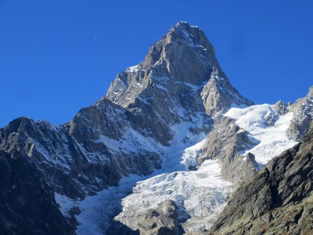 Massiccio del Monte Bianco - Grandes Jorasses