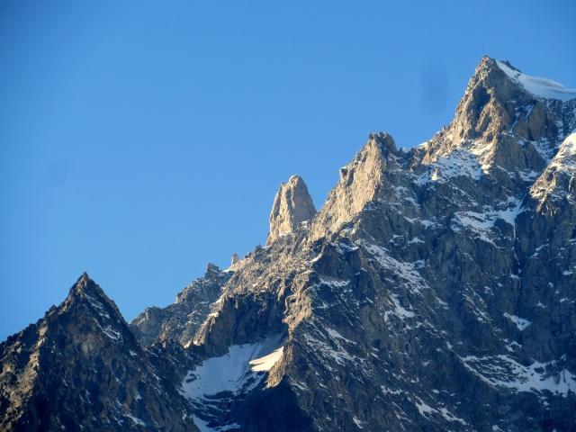 Massiccio del Monte Bianco - Dente del Gigante