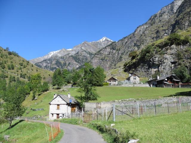 Valle Malvaglia, Dandrio