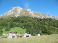 Piani dei Resinelli, vista sulla Grigna meridionale (Grignetta)