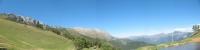 Panorama dall'Alpe Muscera