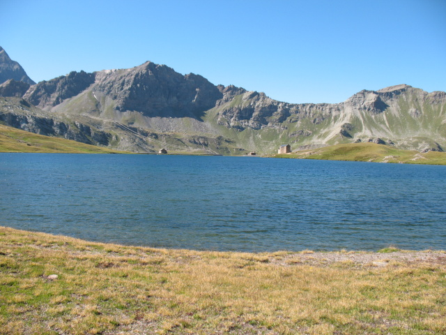 Lago di Miserin, panorama