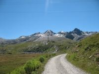 Vallone dell'Urtier, salita all'Alpe Peradzà
