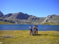 Lago di Miserin, Il team