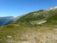 Alta via della Val Bedretto - particolare