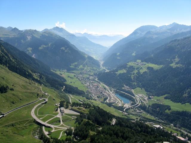 Airolo e la Val Leventina