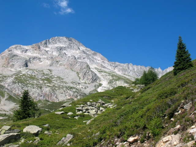 Alta via della Val Bedretto - panorama