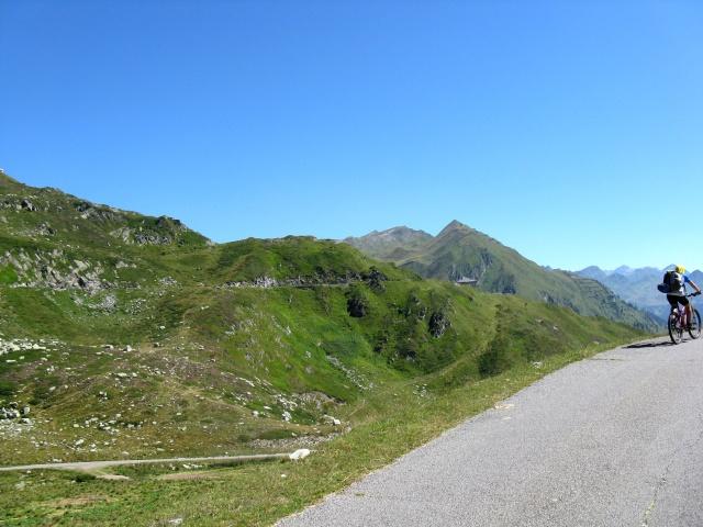Inizio dell'Alta via della Val Bedretto