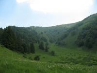 Monte Ponciv dall'Alpe del Borgo
