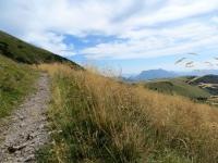 Sentiero per il Rifugio Gherardi