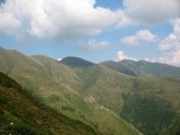 Panorama dal Rifugio Croce di Campo