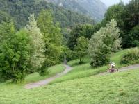 Passaggio da Sora in direzione Carlazzo
