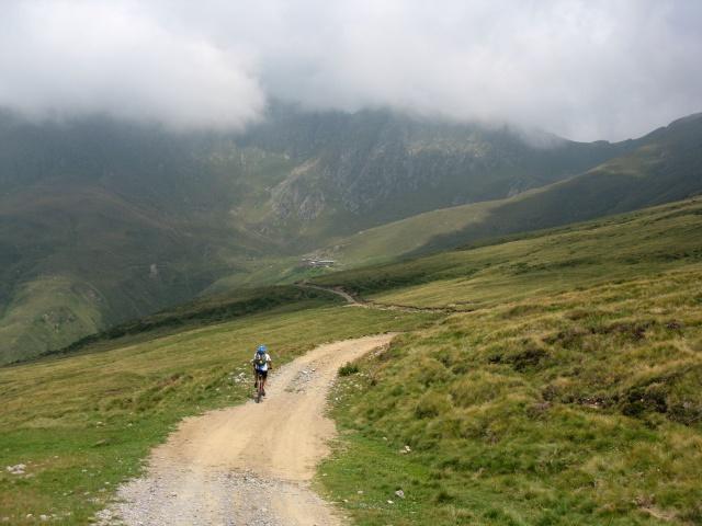 Strada per l'Alpe di Piazza Vacchera