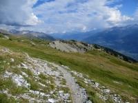 Planigrächti - il sentiero per Varneralp Ost