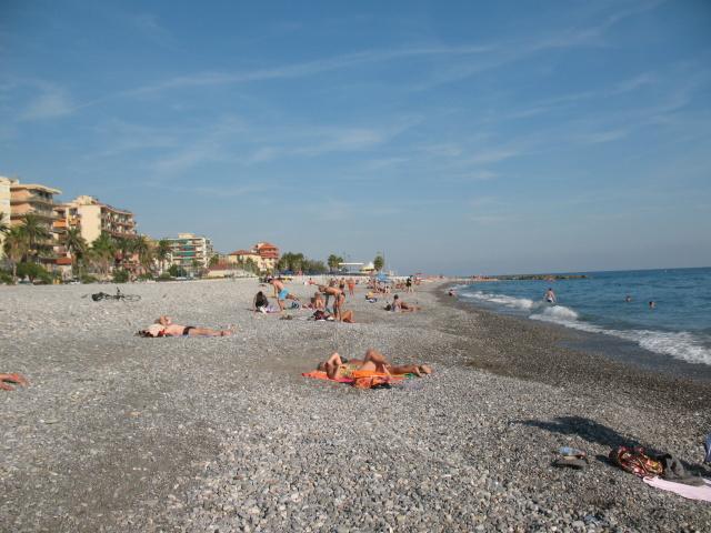 Spiaggia di Ventimiglia