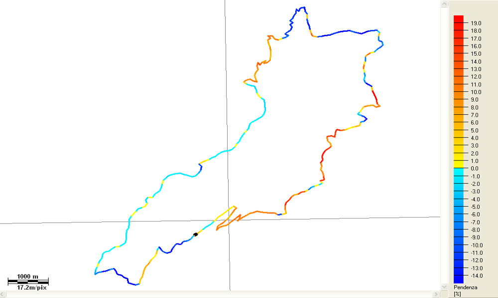 Giro degli alpeggi in alta Val d'Ayas pendenze