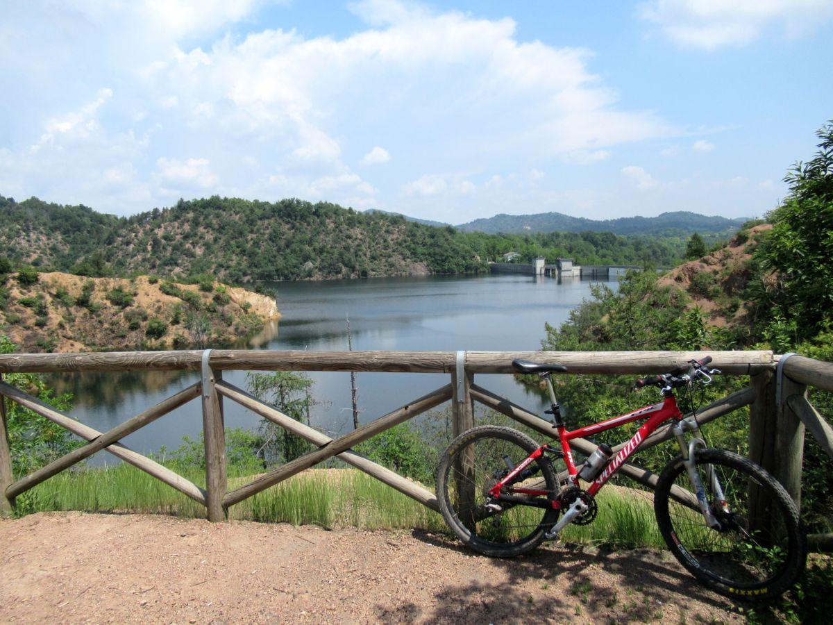 Vista sul Lago di Ravasanella