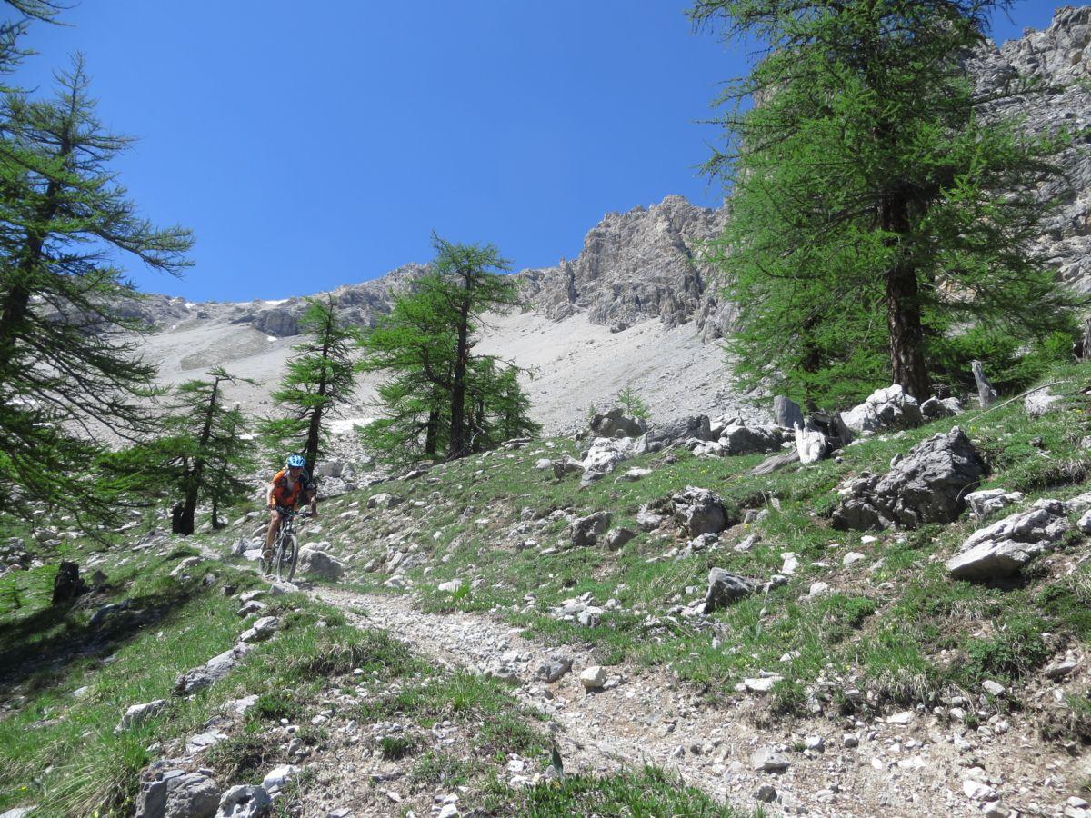 Trail per il Lago Deserts