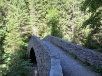 Ponte romano sul torrente Binna