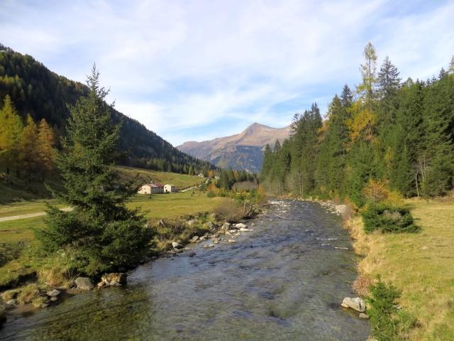 Prati di Gera - torrente Piumogna