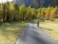 Salita all'Alpe Piota