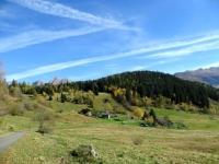 Gli alpeggi sovrastanti Segin/Gribbio