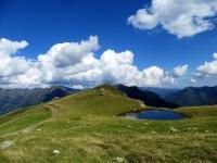 Salita all'Alpe Pizzo dalla Val Sorba