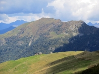 Vista sull'Alpe Pizzo
