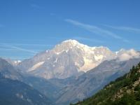 Massiccio del Monte Bianco (mt. 4.810)
