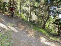 Sentiero per  Fossaz - Saint Nicolas (segnavia nr.25)