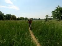 Anello Parco del Serio - percorrendo uno dei tanti sentieri del Parco