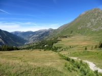 Panoramica su Pian dell'Alpe e Val Chisone