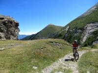 Colle delle Finestre - sentiero/mulattiera per il Ciantiplagna
