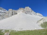 Il ghiaione della Gran Bagna