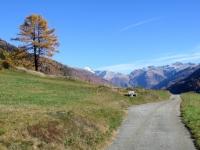 Sopra Gluringen - in direzione di Ritzigerstafel