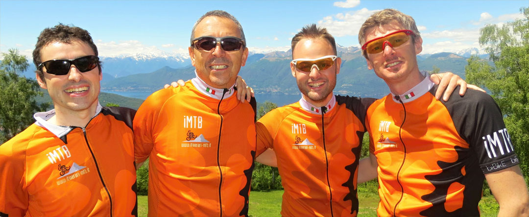 Il Team di Itinerari-mtb.it - iMTB