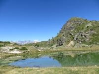 Il primo lago di Champlong