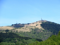 Panorama - rilievo del Mottarone