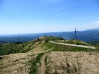 Panorama sulla pianura piemontese
