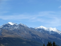 Da dx a sx - Weissmies (4.017 mt), Lagginhorn (4.010 mt), Fletschhorn (3.982 mt)