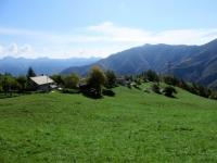 Alpeggi sopra San Lorenzo